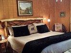 Master Bedroom Cabin