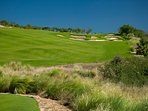 Greg Norman and Jack Nicklaus - Golf course