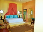 Grand East Wing bedroom Suite with panoramic ocean views from your bedroom