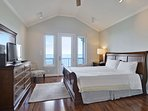 Upper Level - Master Bedroom
