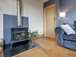 Coal and Woodburning fire.  Underfloor heating throughout