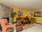 Park Place Living Room Breckenridge Lodging Vacation Rental