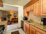 Park Place Kitchen Breckenridge Lodging Vacation Rental