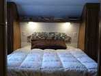 RV Queen bed