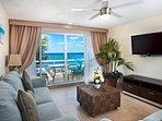 Miramar 301 oceanfront living