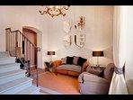 Villa interiors detail