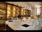 Villa wine tasting Room (Ground Floor)