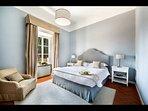 King Bedroom 'La Forra' with en-suite Bathroom (1st Floor)