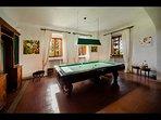 Pool Room (Ground Floor)