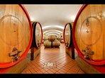 Estate's Wine cellar detail