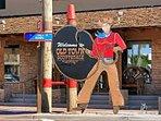 Oldtown Scottsdale nightlife, art galleries, and restaurants just a minute away!