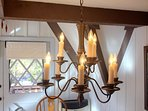 The Dining Room Chandelier