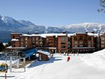 Great ski-home access when you stay at Sutton Place