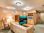 Family room with Bunk Beds - Lower Level