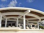Xaman Ha 7020 Playa del Carmen Pool Area