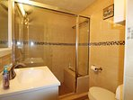 New Remodeled Bath With Walk In Shower