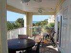 Large Gulfront Balcony