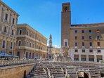Lecce at 50 km