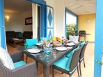 Macassi 2... 3BR vacation rental in Orient beach, St Martin ******* 8555