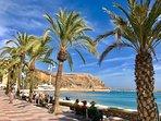 Promenade of Javea