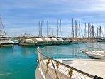 Yachting club of Javea