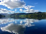 Stunning Ullswater - a favourite day out!