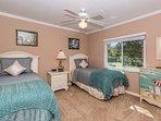 Guest Bedroom-2 Twins