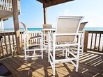Balcony - Sandollar Townhomes Unit 11 Miramar Beach Destin Florida