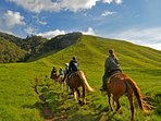 Go Horseback riding at Paniolo Adventures