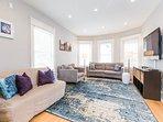 Livingroom with HDTv