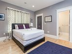 East Master Bedroom with ensuite bath