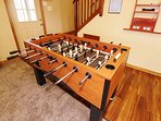 1st Floor Foosball Table