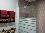 Masters Bathroom Shower