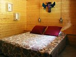 Moose room (double bed)