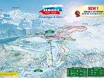 Semnoz ski resort, 35 minutes drive.