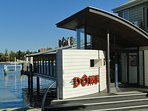 Stroll down to the Swan River for a coffee on the water- just 10 minutes walk
