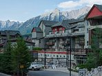 Lodges at Canmore feature mountain condominium-style accommodations