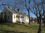 Nestled in a prime location, the farmhouse is a short distance from Brown University and RISD
