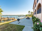 Enjoy a waterfront BBQ and picnic.