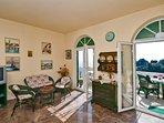 Living room, Holiday home Pupa, Sumartin, Brac Island
