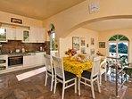 Dining room, kitchen, Holiday home Pupa, Sumartin, Brac Island