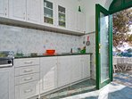 Kitchen, Holiday home Pupa, Sumartin, Brac Island
