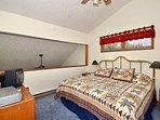 Upper Level Master Bedroom
