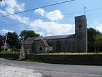 11th Century church in our historical village, West Knighton