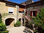 Gîtes 2 à 18 personnes Alès en Cévennes Gard