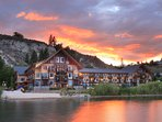 Escape to this stunning resort nestled on the shore of Okanagan Lake.