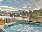 The ultimate retreat awaits at this jaw-dropping Lake Tahoe vacation rental!