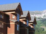 The Timberline Lodges are set in the magnificent Rockies at Fernie Alpine Resort