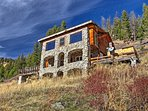 Your Montana escape begins at this alluring Wise River vacation rental house!