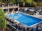 The Copper Point Resort has great amenities
